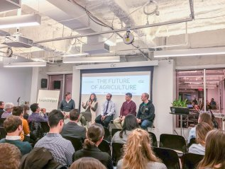 Branchfood Panel: Future of Agriculture – Feb 2018